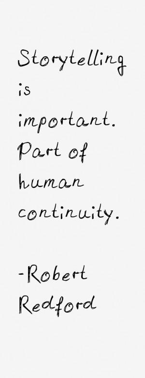 Robert Redford Quotes & Sayings