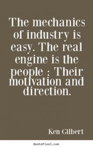 Quotes About Mechanics