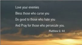 Bible Quotes For Enemies