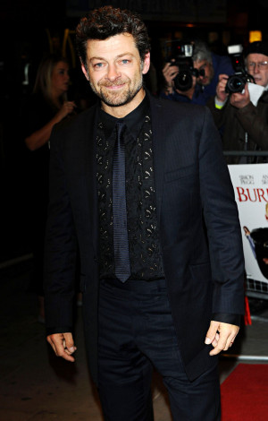 Andy Serkis Picture 16 World Premiere Of Burke And Hare Arrivals