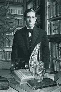 Lovecraft: Uno de mis autores favoritos