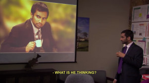 parks and recreation april ludgate tom haverford