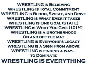 Inspirational Wrestling Quotes   funny wrestling quotes image search ...