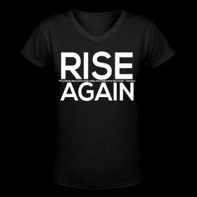 Rise Again w/ Confucius quote.