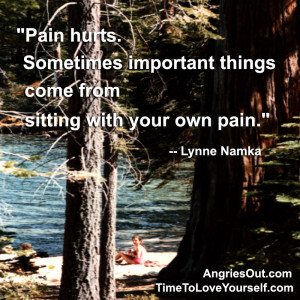 ... choices conflict resolution courage criticism ego emotional pain hurt