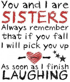 Sister quote @Rakesia Gray