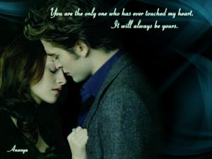 Edward & Bella Creation