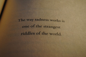 book, page, poem, quote, riddle, sad, sadness, text