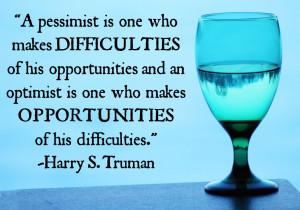 Best Optimism Quotes