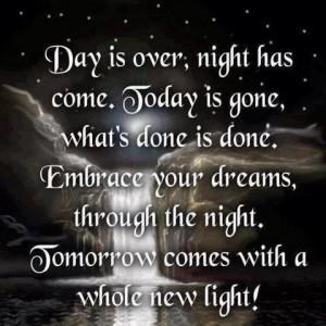 Good night blessings my dears friends.