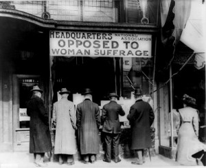 Gender in Muckrakers & Reformers
