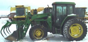 Back John Deere Tractors