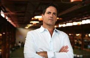 Mark Cuban Successful Billionaire