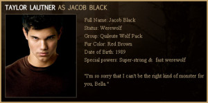Jacob Quotes...