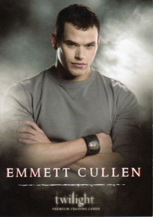 Twilight Series Emmett