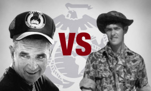 Carlos Hathcock Burns Ultimate marine (hathcock vs