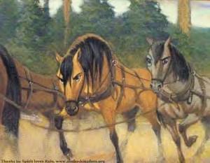 Spirit Concept Art - spirit-stallion-of-the-cimarron Fan Art