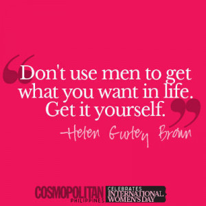 Quotes Every Woman Should Live By | Relationships - Better You | Cosmo