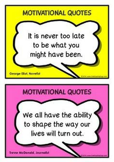 set of 30 A5 printable posters of motivational quotes that will ...