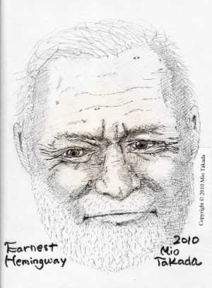 My favorite quotes 57, Earnest Hemingway