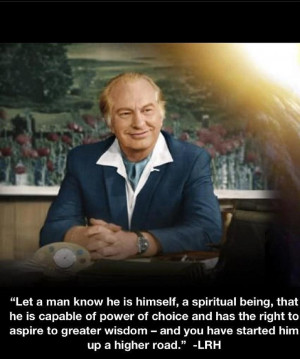 know... L. Ron Hubbard: Marching Birthday, Quote Inquiries, Dianetics ...
