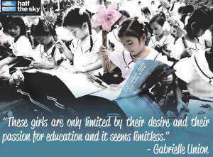 Gabrielle Union quote night 1