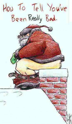 CHRISTMAS JOKES & CARTOONS