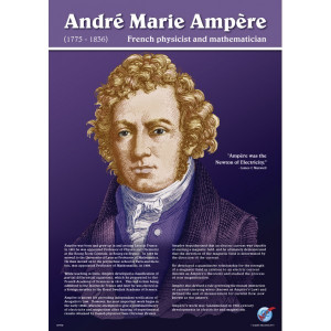 Andre Marie Ampere Quotes More views