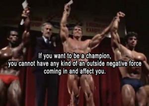 ... pumping iron champion inspiration arnold schwarzenegger quotes arnold