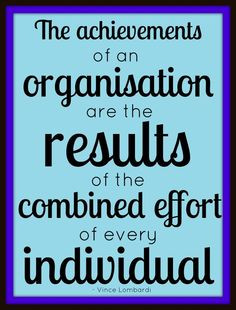 ... posters and team building ideas #teambuilding #motivation #team More