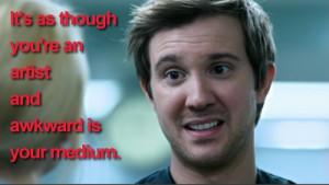 Sam Huntington as Josh love this show cuz of him #being human