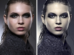 Larry Bell retouch
