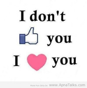 funny i love you sayings