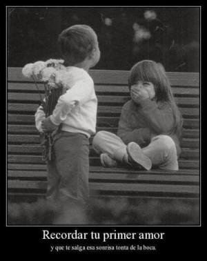 Imagen Linda Recordar Tu Primer Amor