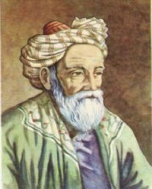 Omar Khayyam was a Persian scientist, philosopher and poet.