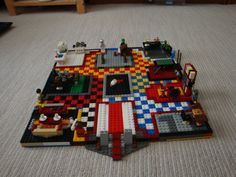 love clue and i love legos wow great idea more lego games clues lego ...