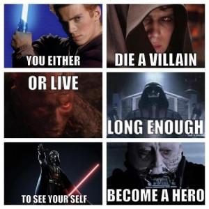 Different twist on a Dark Knight quote.