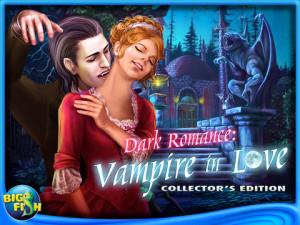 Play Dark Romance: Vampire In Love Game Online - Dark Romance: Vampire ...