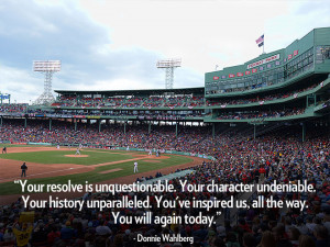 Photo Special Boston Marathon Bombing: Celebrities' Inspiring Quotes