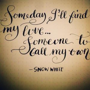 Quotes From Snow White Disney Snow white quotes on pinterest