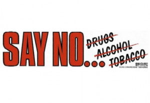 Say No To Drugs Quotes Reading the drug addiction