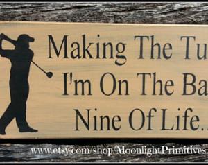 Golf, Back Nine Of Life, Retired Golfer, Retiree, Golf, Retirement ...