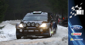 SPORT: RALLY SWEDEN, MIDDAY QUOTES, DAY 2