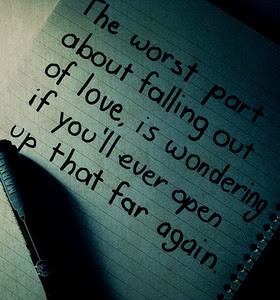 Falling Out Of Love Quotes & Sayings