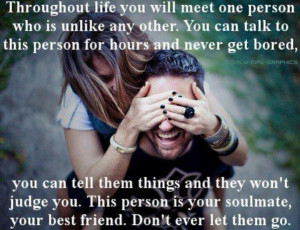 so lucky to have found mine,
