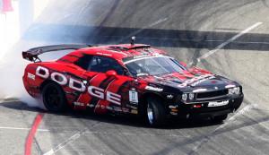 Samuel Hubinette Racing Dodge Challenger and Viper SRT10