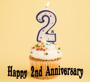Happy 2 Year Anniversary My Love Happy two year anniversary,