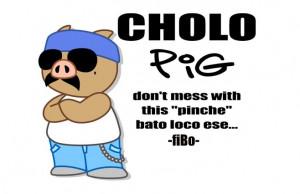 cholo Image