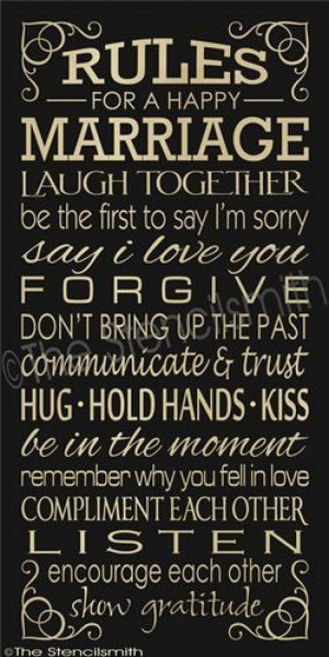 rules-for-a-happy-marriage-the-wedding-list-the-day-i-say-i-do-to-you ...