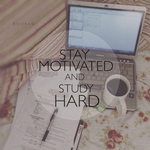 how to motivate to study hard